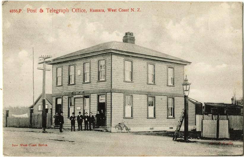 Kumara Post Office