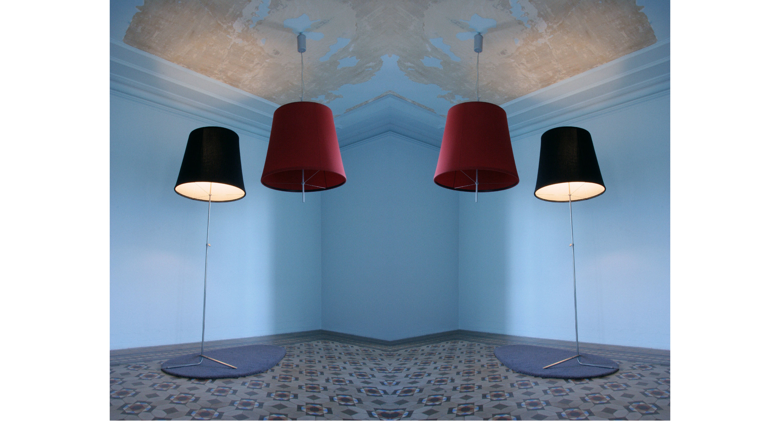 Adorable Folding Lamp