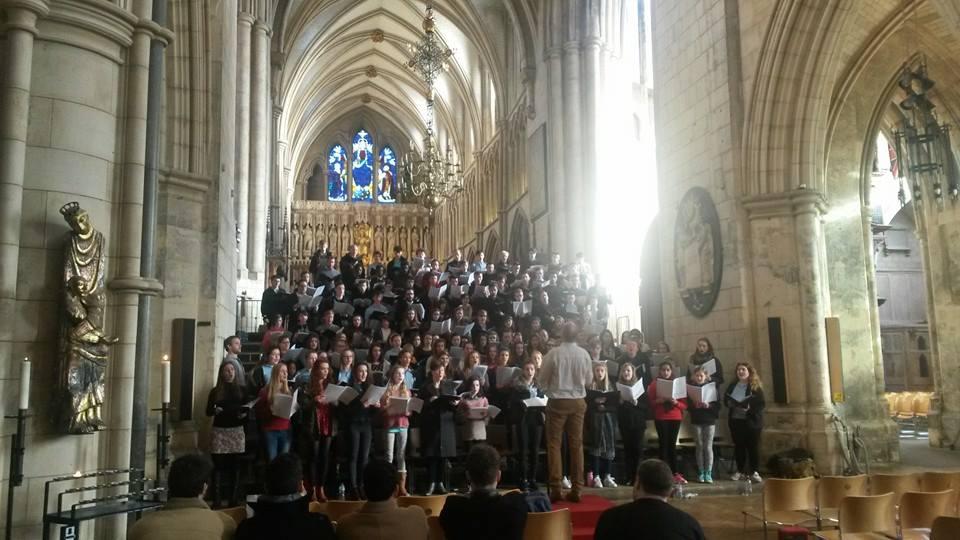 bradford youth choir