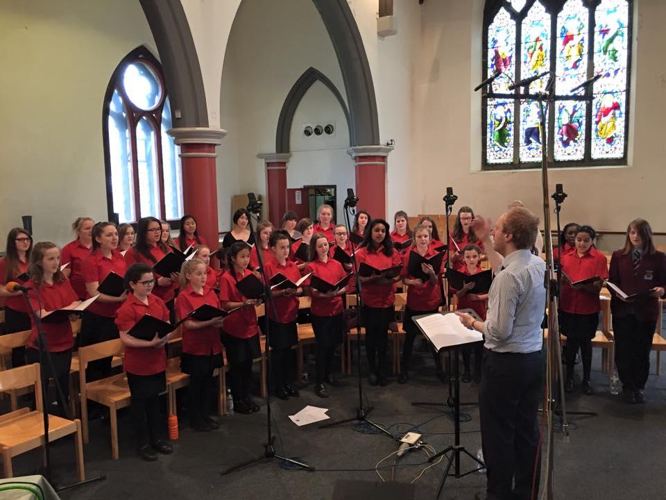 Bradford Caholic Girls Choir