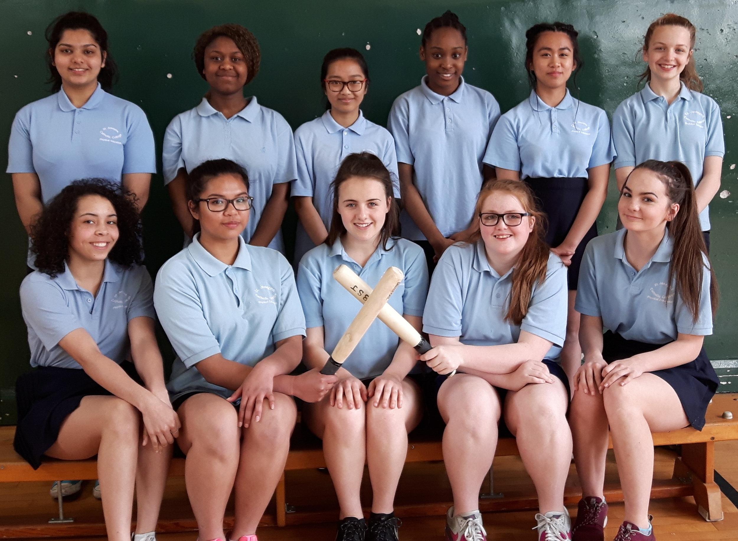 U14 rounders team