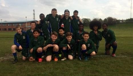 Y7 rugby team