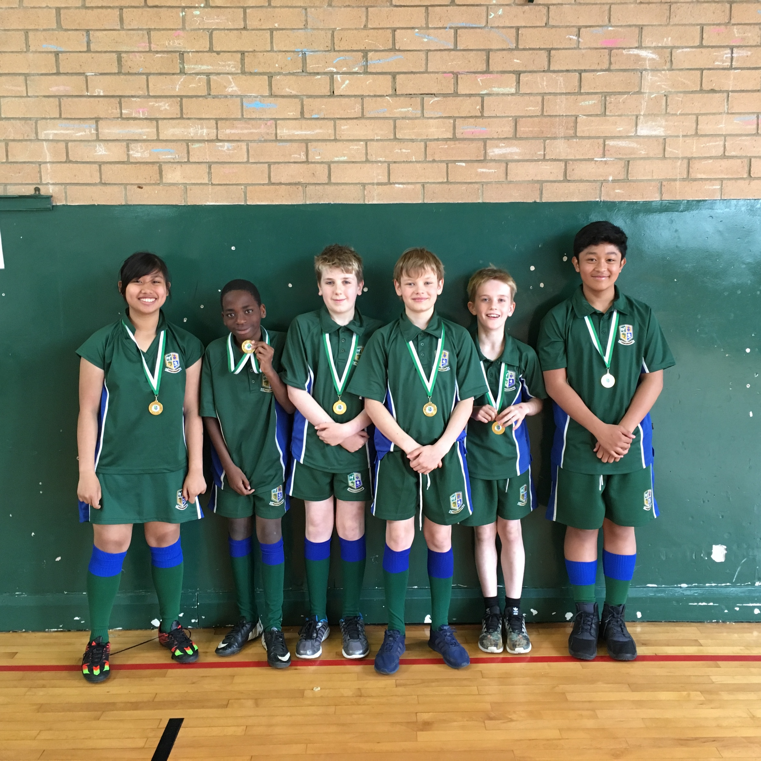 Water Polo year7 winners 7I.JPG