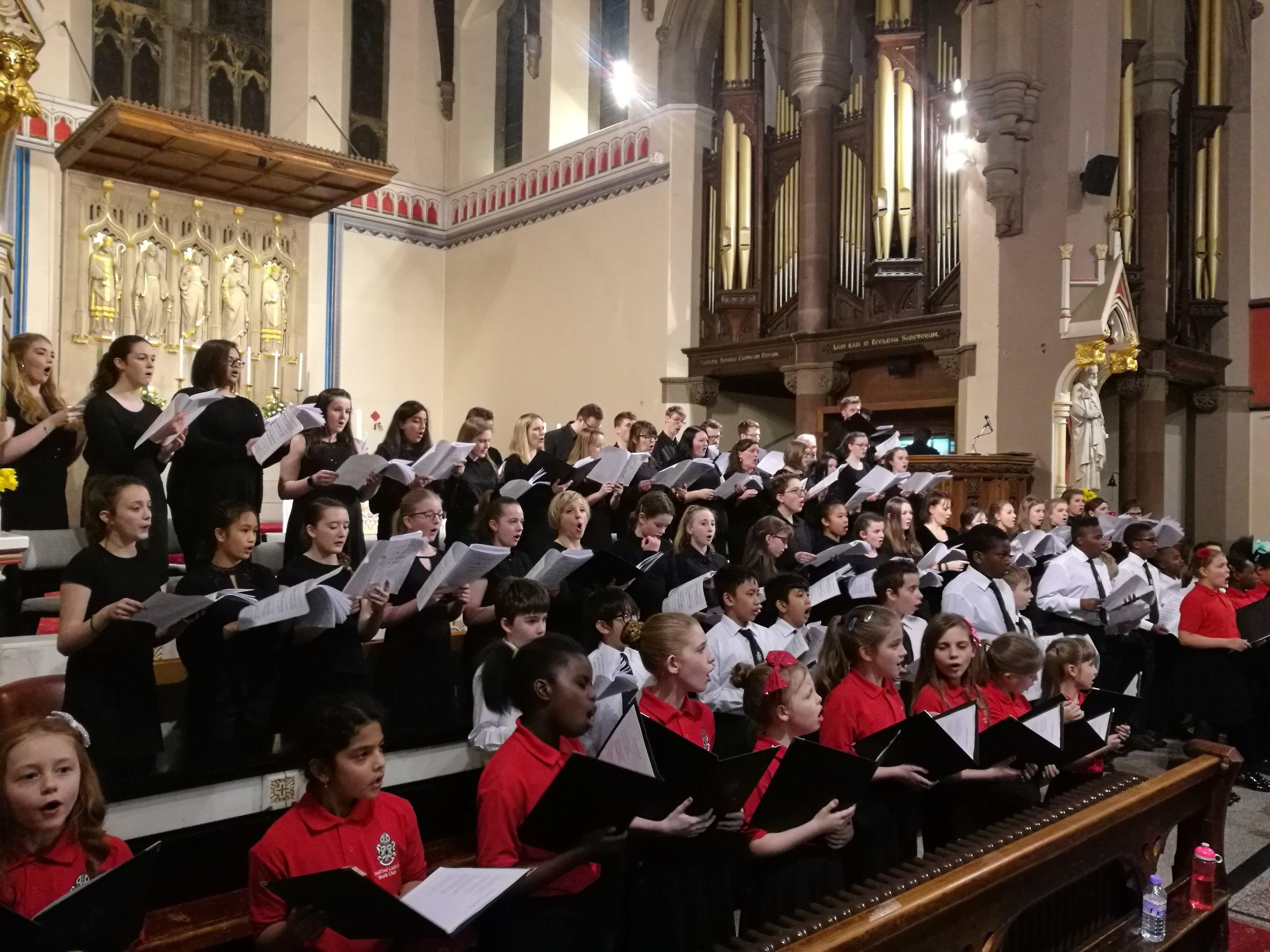 Catholic Choir