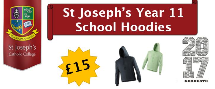st josephs hoody