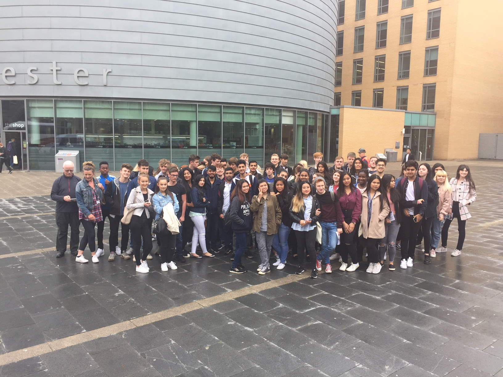 group at Manchester