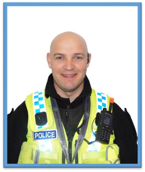 PC Gareth Hill
