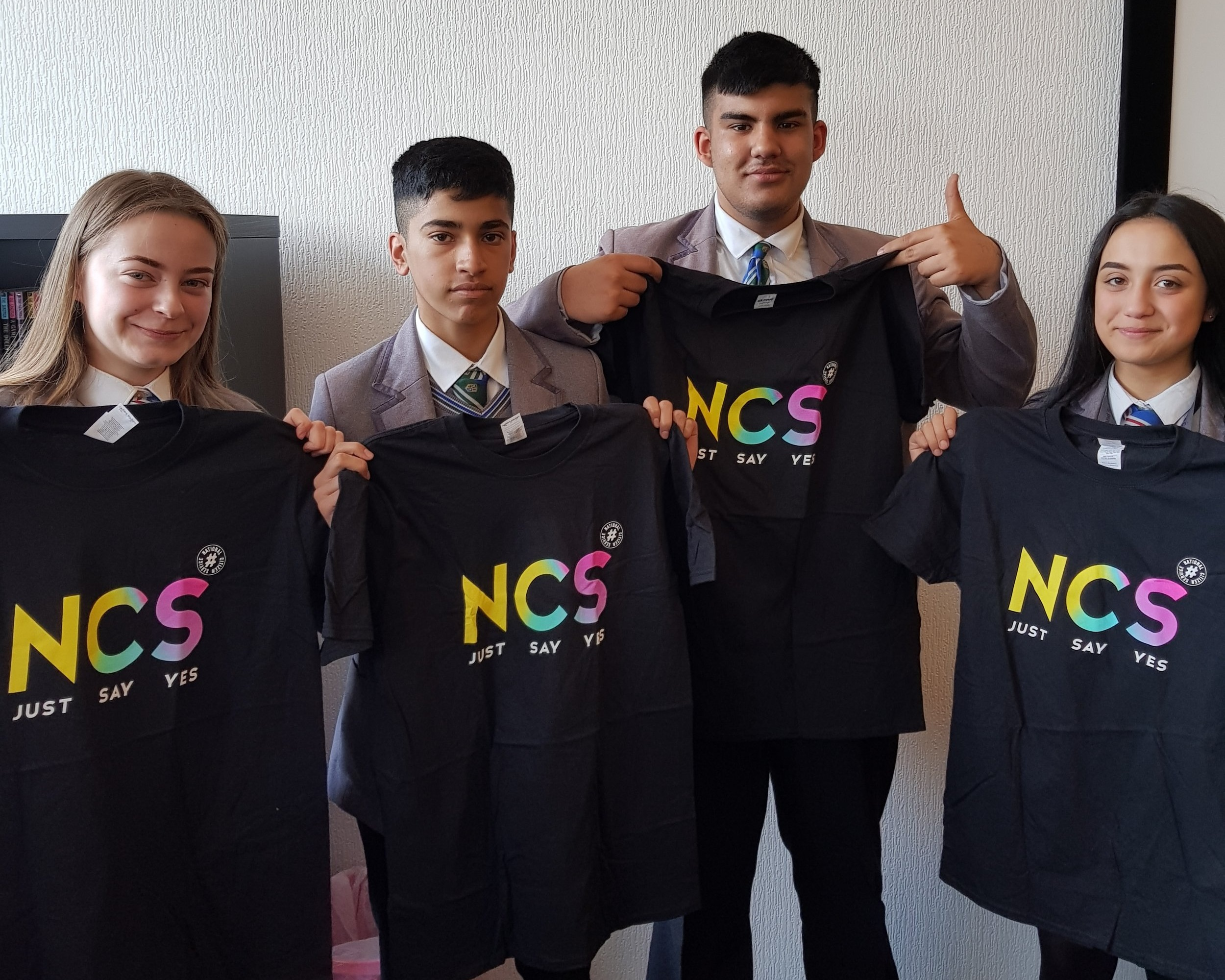 NCS+T-shirts