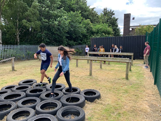 St Johns House Games