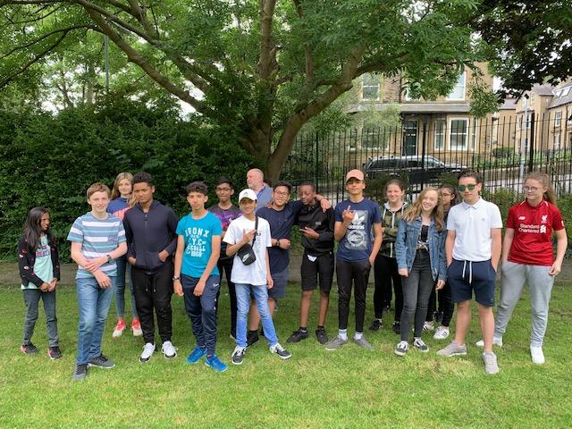 St John's House Team