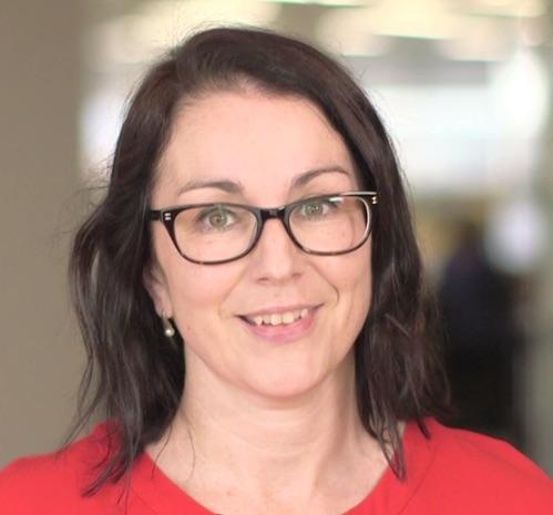 Dr Brigid Lynch, Co-Chair of the Epidemiology Council
