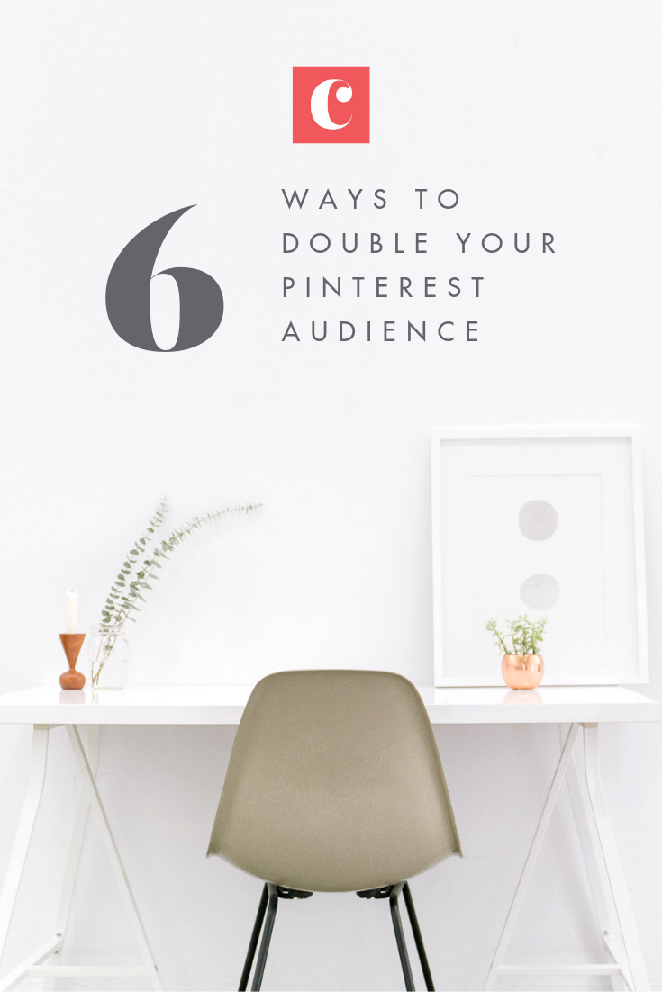 How to double your pinterest audience - pin this graphic.png