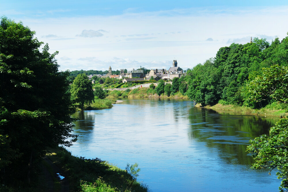 Coldstream, Scottish Borders, Undertourism in the UK