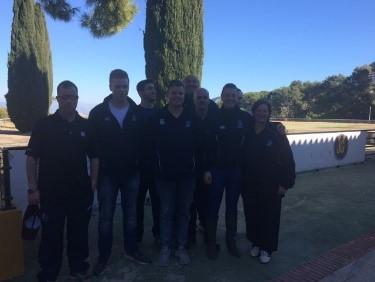 Athletes from Scotland at the 2018 Malaga Grand Prix