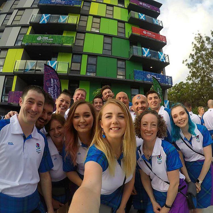 Scotland's shooting team finishing with 6 medals but so many more happy memories - what a team and what a Commonwealth Games!