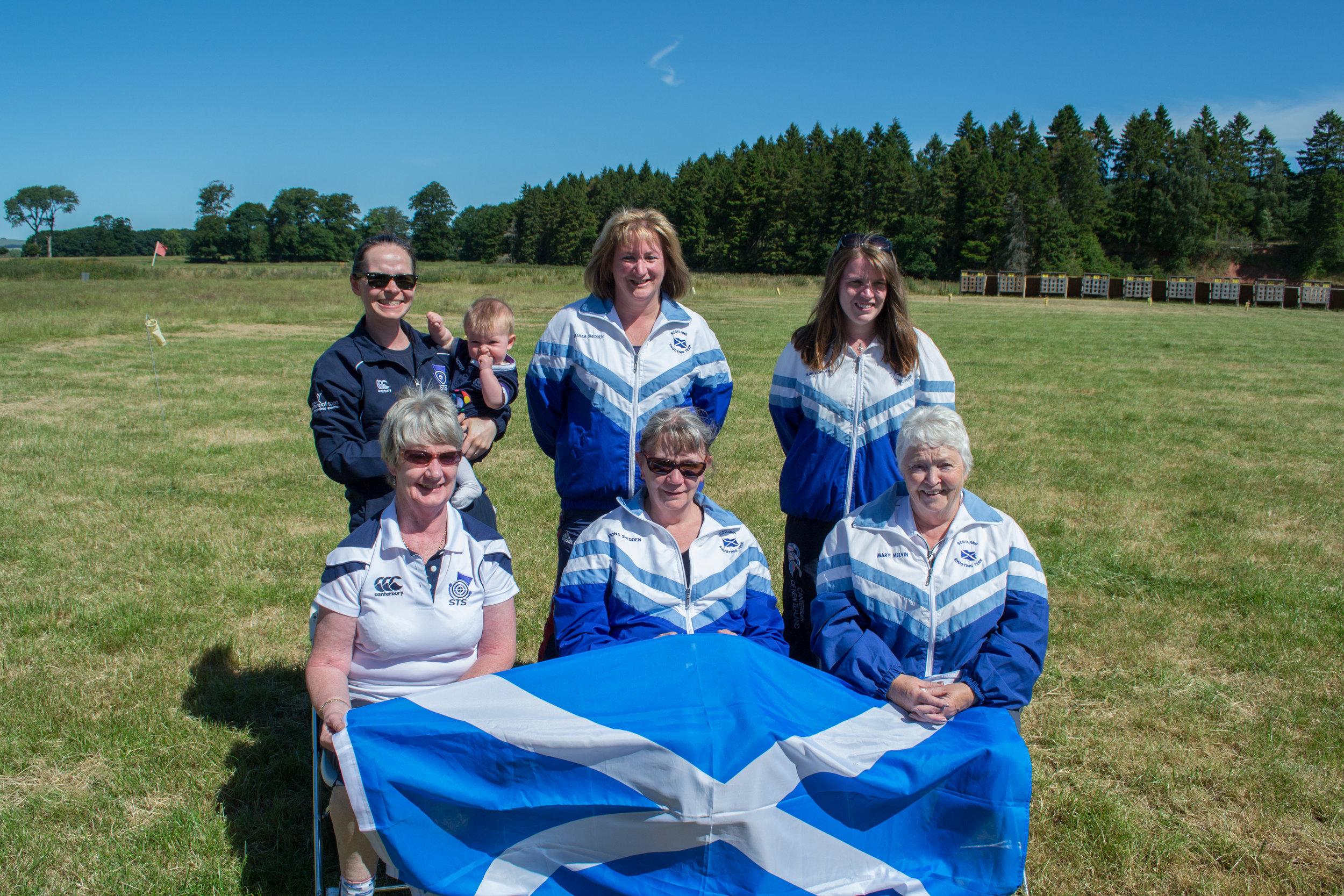 NSRA Scottish Ladies Team.jpg