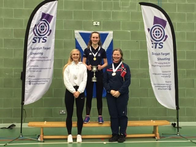 Winners - Women's 10m Air Pistol Championships