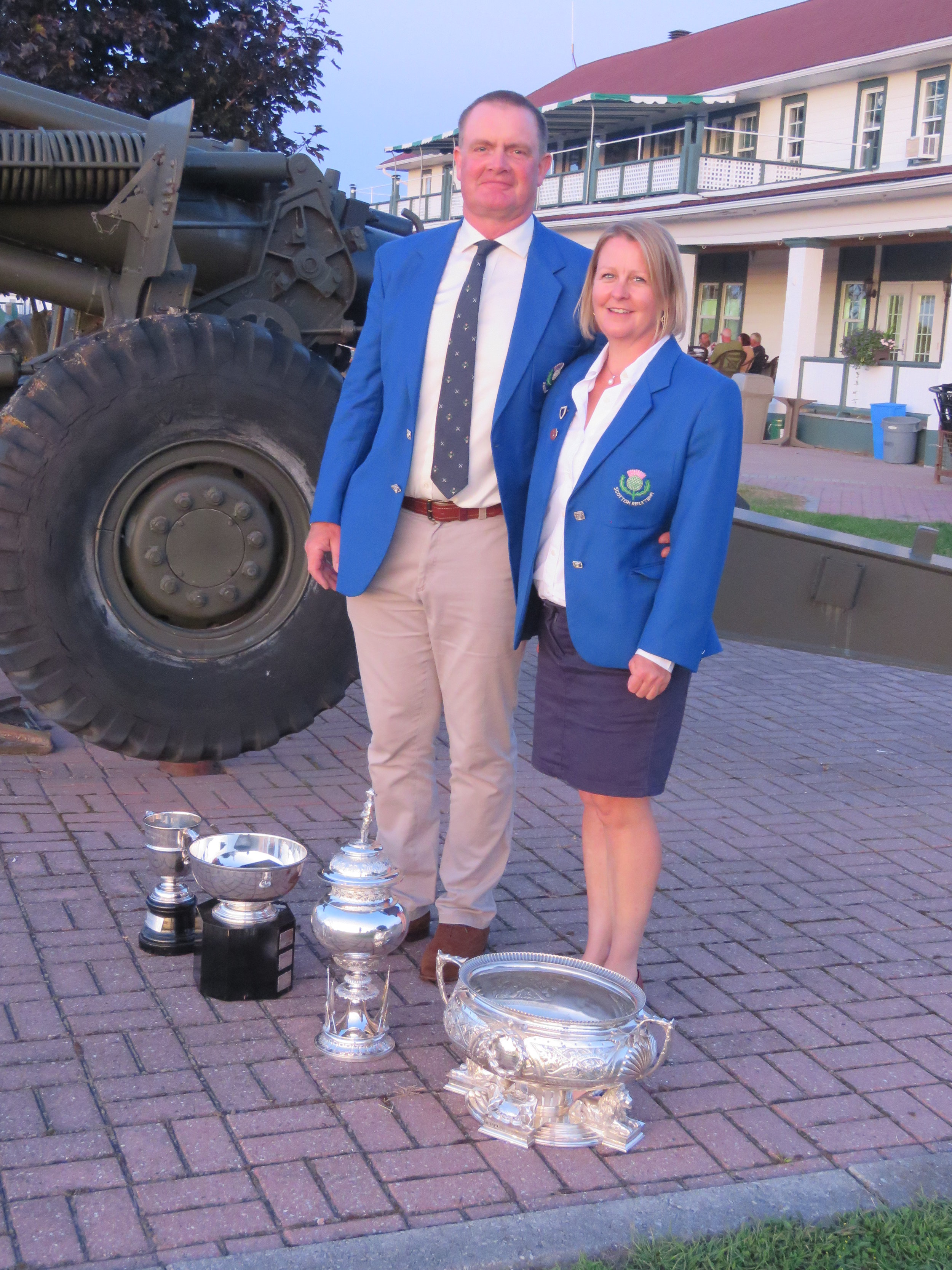 Angus and Claire with their Trophies at Connaught.JPG