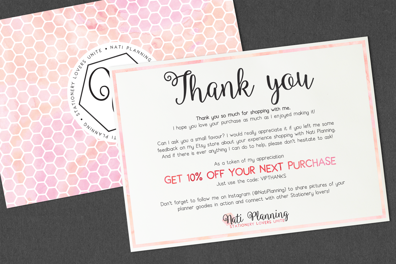 cf19a568e298f Nati Planning - Thank You Cards — Garlic Friday Design