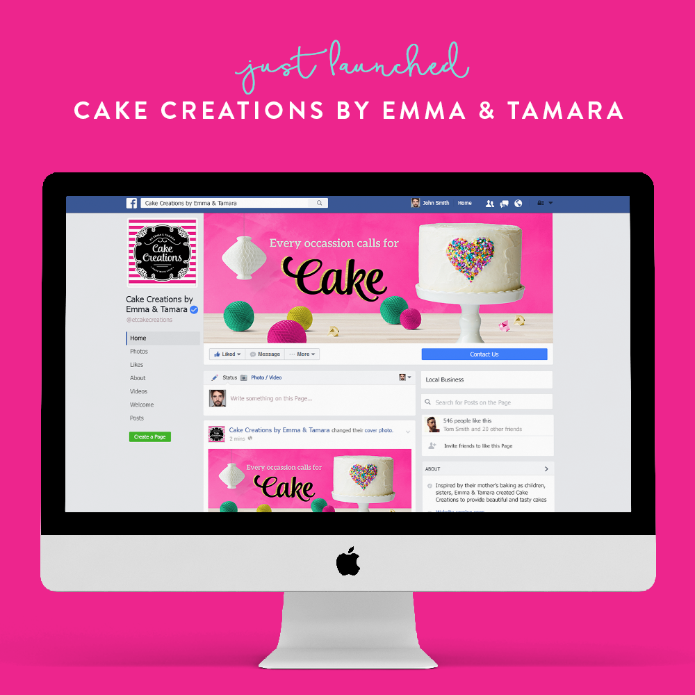 Cake Creations Launch - Facebook Mockup (Pink).png