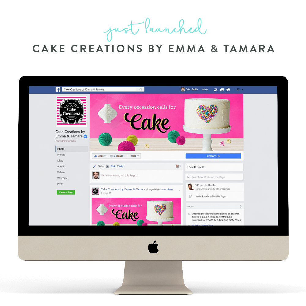 Cake Creations Launch - Facebook Mockup.png