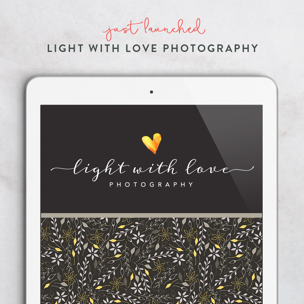 Coming Soon - Light with Love Photography