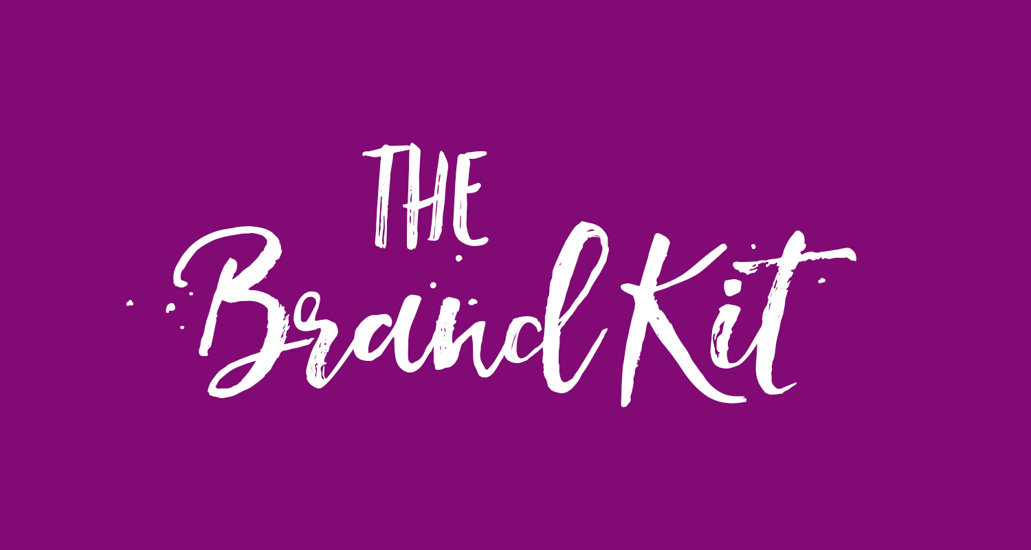 Logo and Brand Identity Package - The Brand Kit