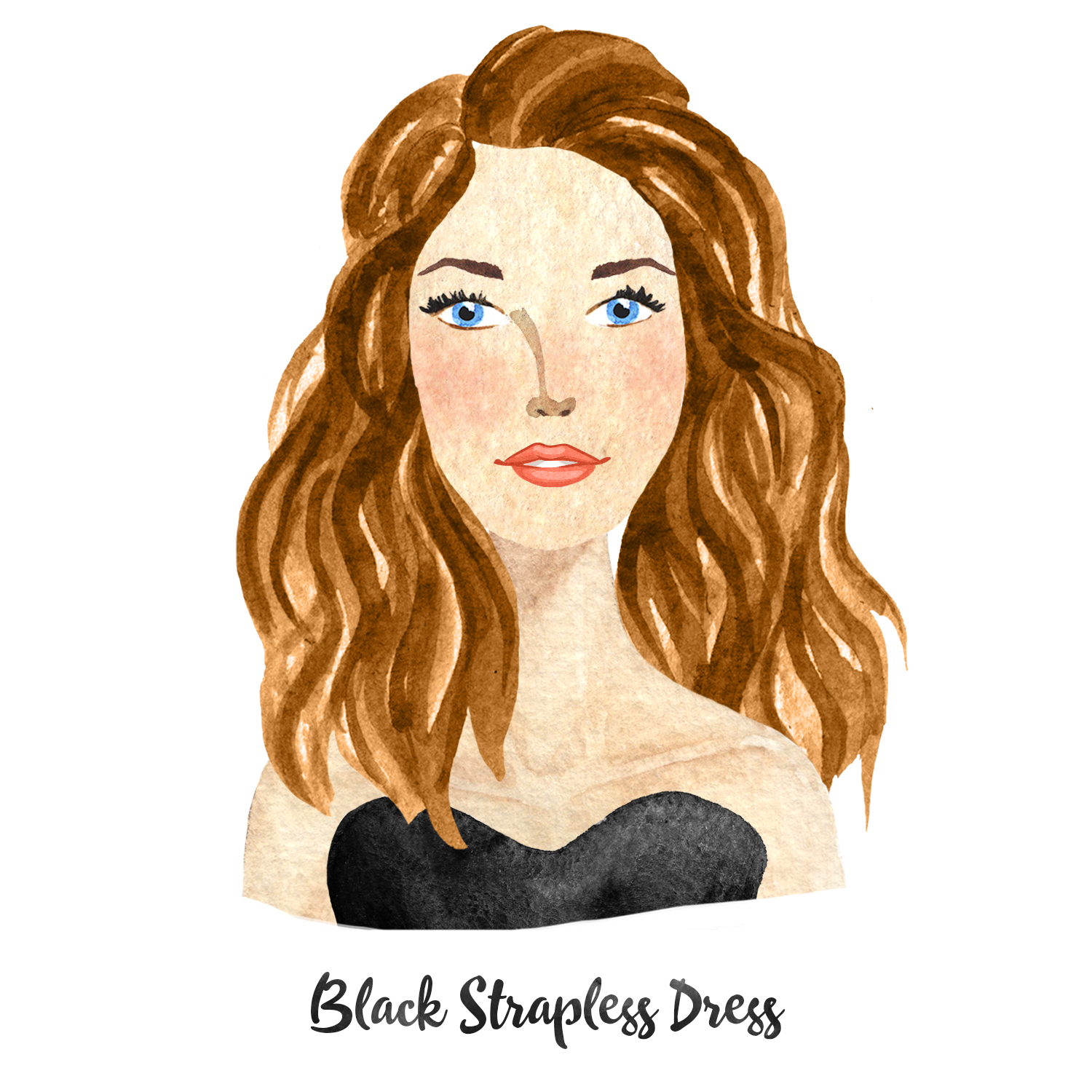 Black Strapless Dress.jpg