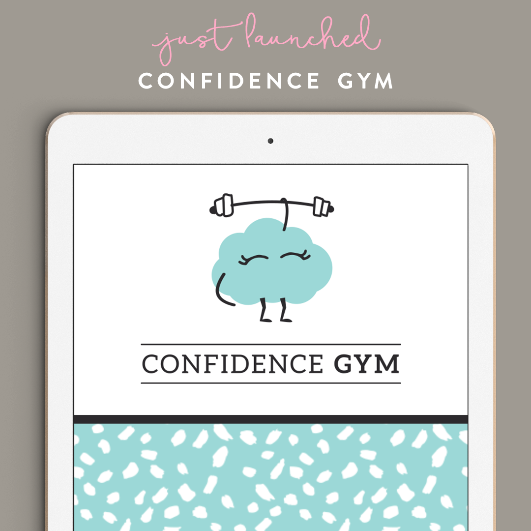 Coming soon - Confidence Gym