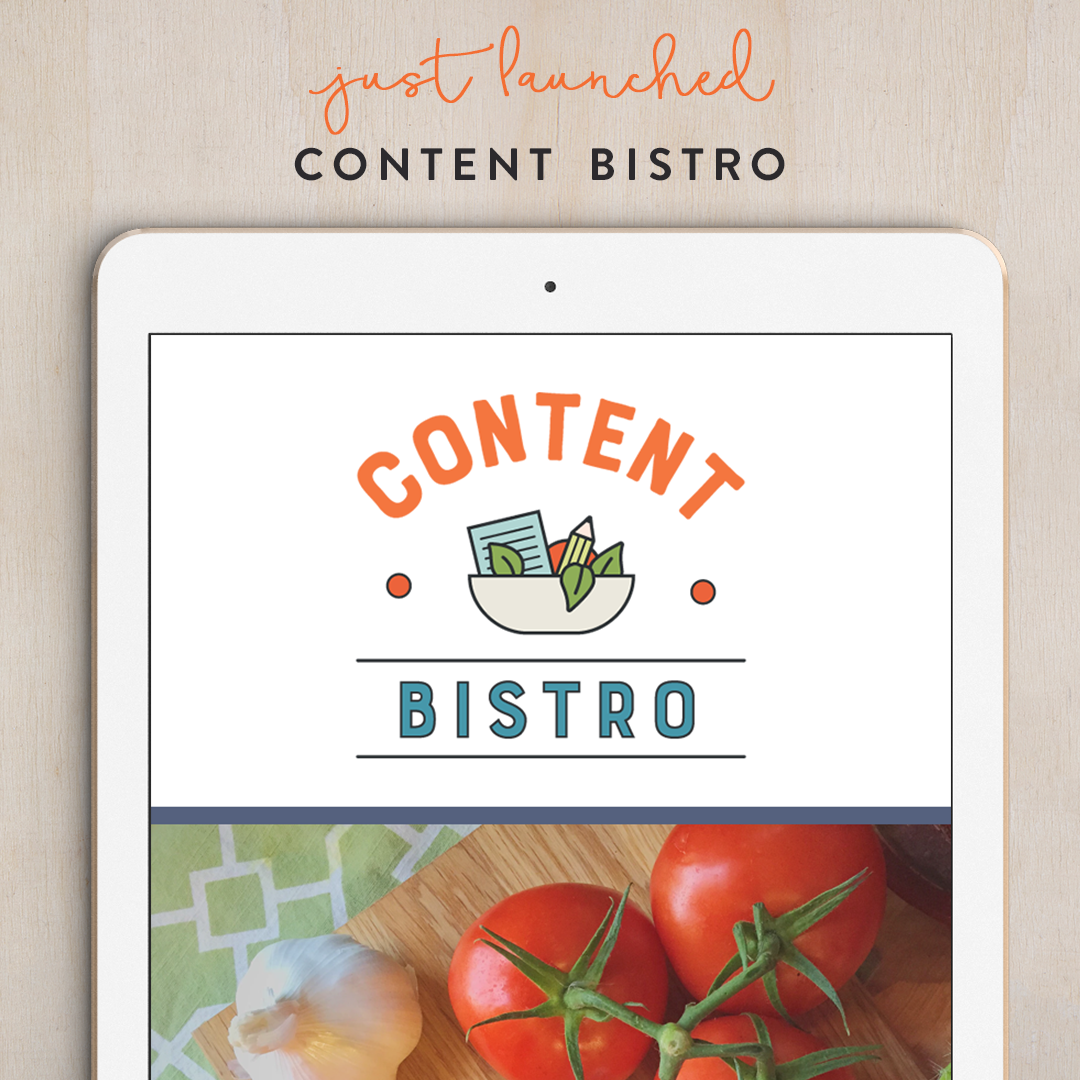 Coming soon - Content Bistro
