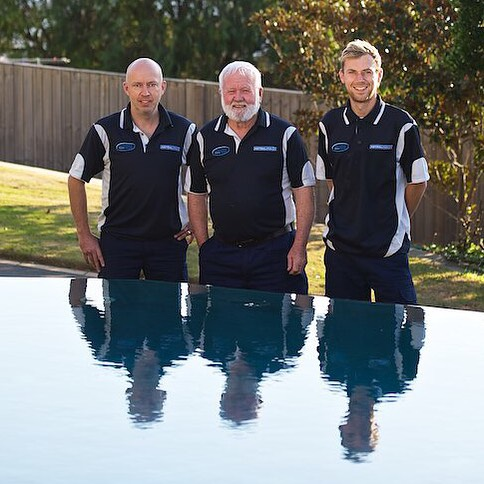 The Peninsula Pool Techs Team