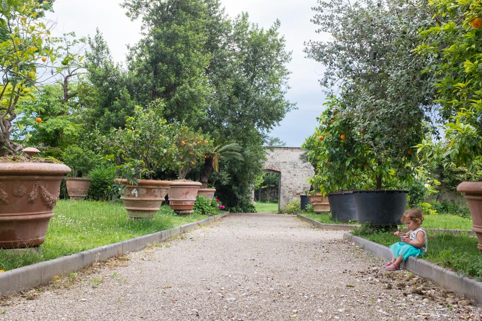 A story book garden  |  Firenze
