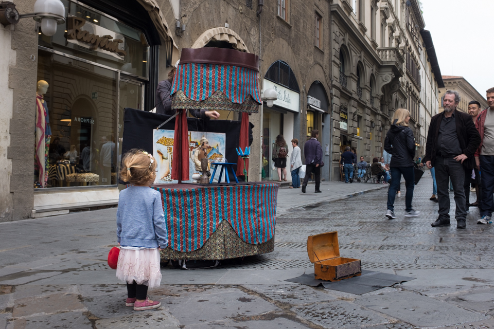 Mesmerised  |  Firenze