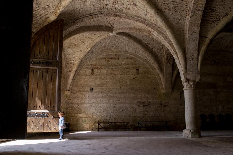 The Chapel House | San Galgano