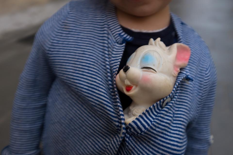 Squeaky Bubba Bunny | Spello