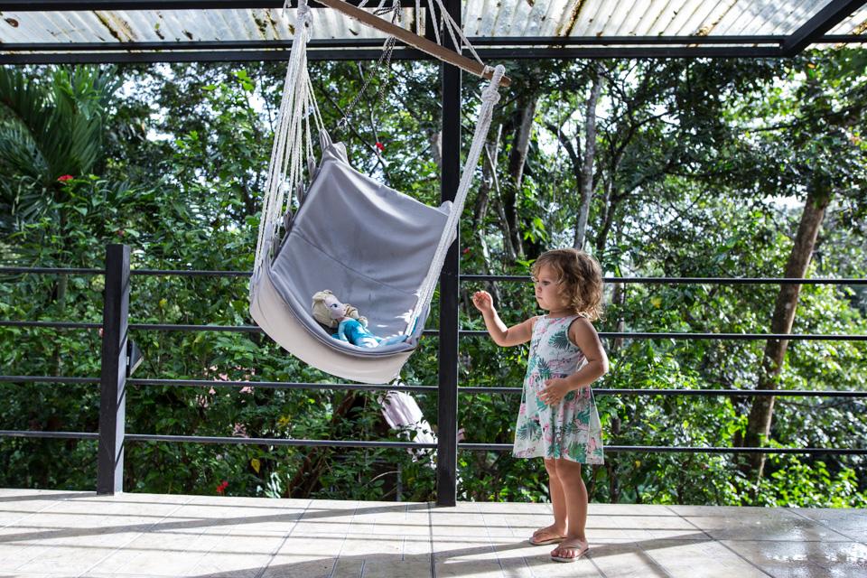 Swinging in the jungle