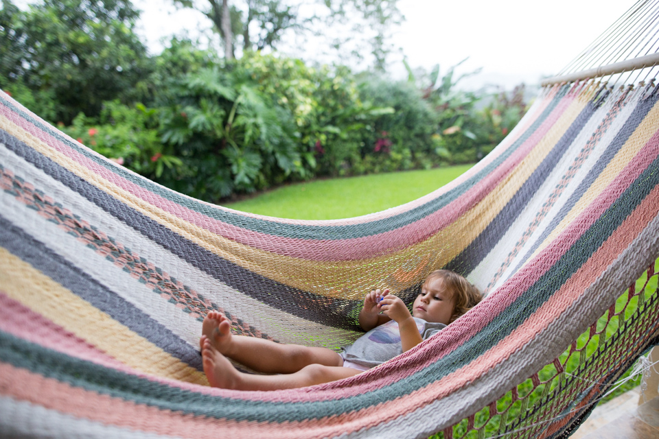 Another day, another hammock