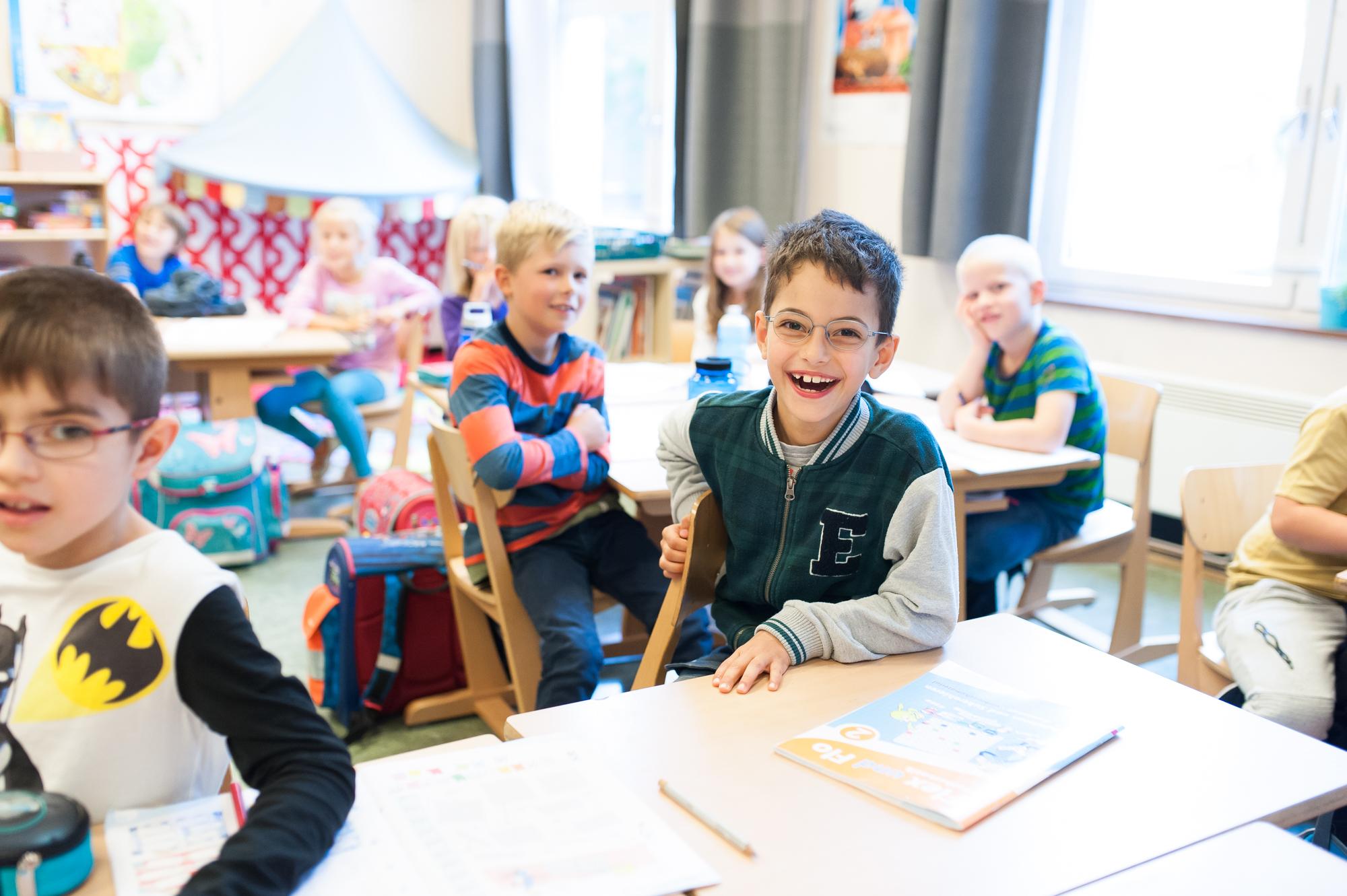 Barnetrinnet - 1.-4. klasse