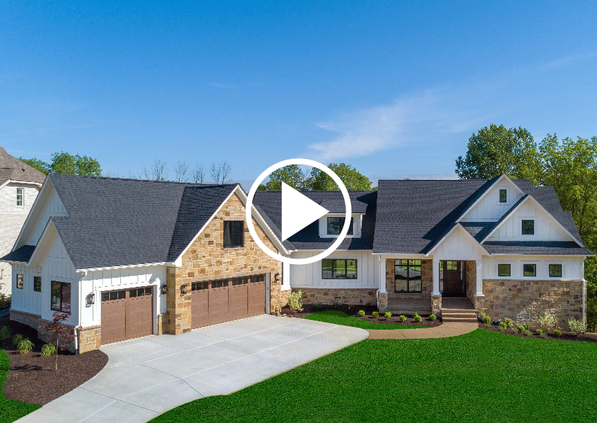 CUSTOM HOME: Modern Farmhouse, 5 Bedroom, Ranch with Basement  DOWNLOAD FLOOR PLAN