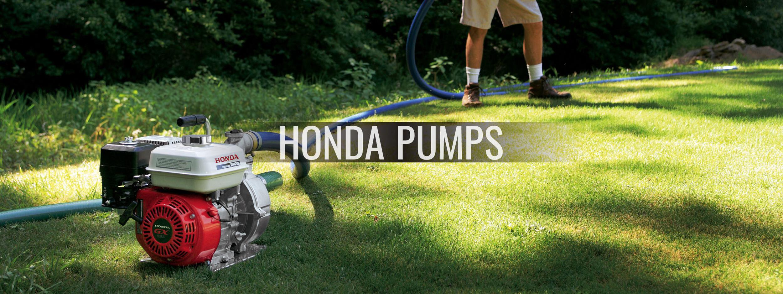 Honda Pumps
