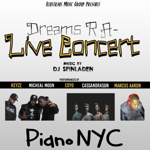 Dreams R A Live Concert Flyer.jpg