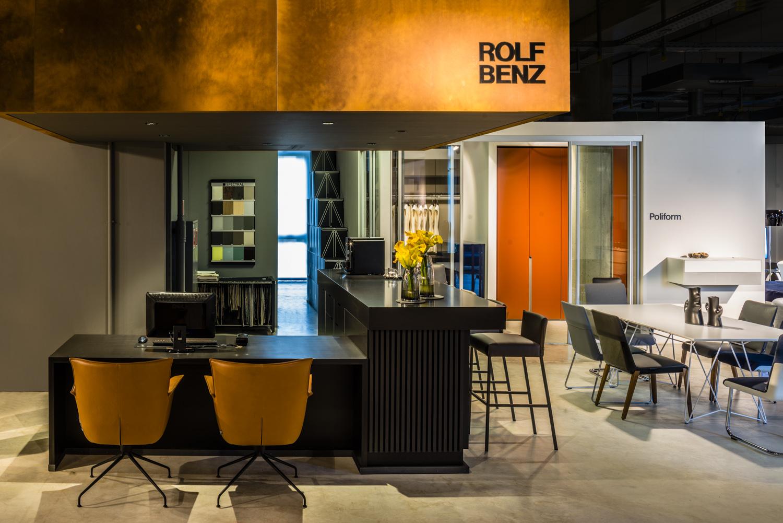 Rolf Benz Haus im Stilwerk