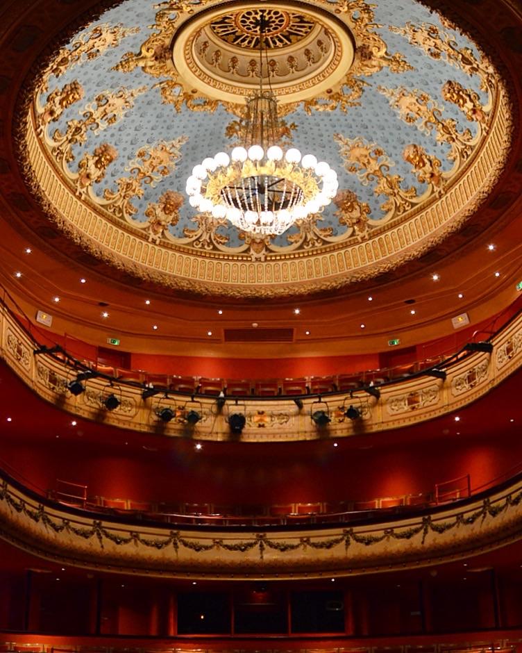 Théâtre du Jeu de Paume - Aix en Provence