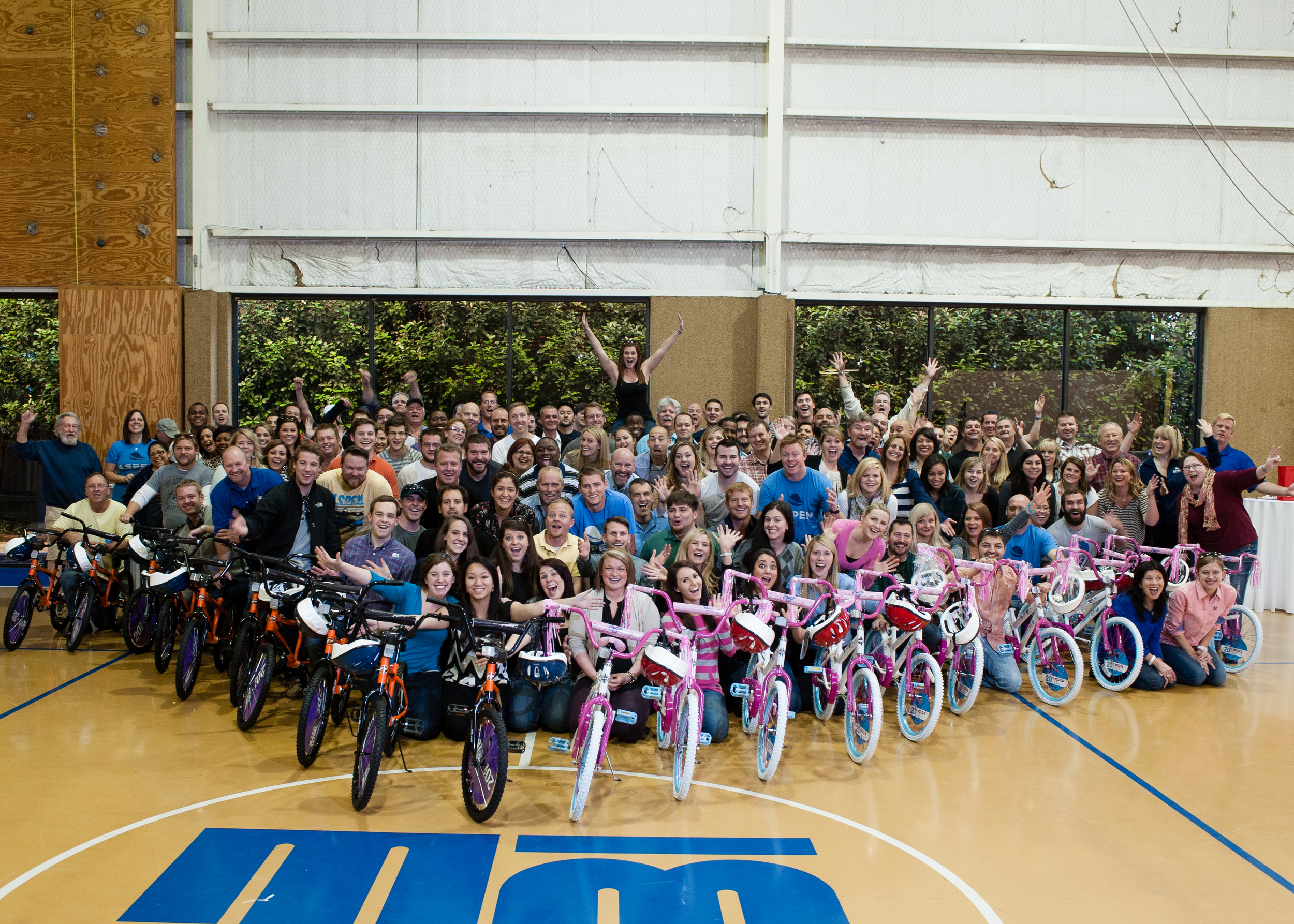 Build a Bike Retreate
