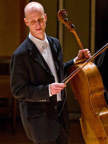 Neil HEYDE — violoncellist