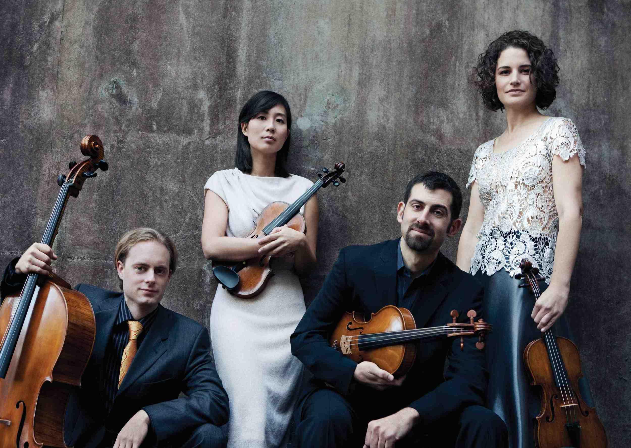 The CHIARA Quartet
