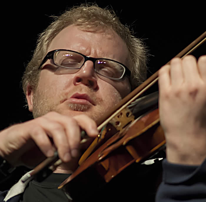 Jesse HOLSTEIN — violinist