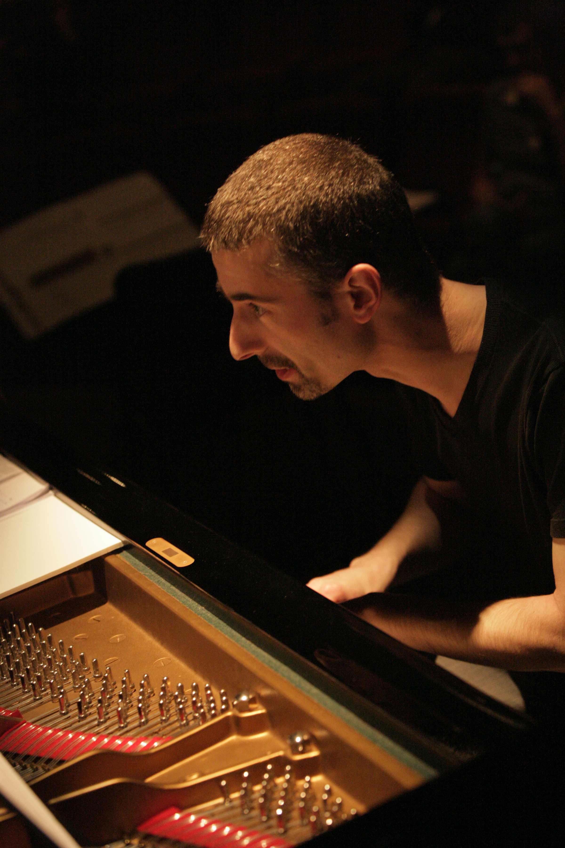 Mark KNOOP — pianist