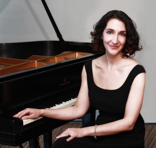 Marilyn NONKEN — pianist