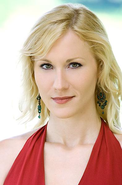 Jamie VAN EYCK — mezzo-soprano